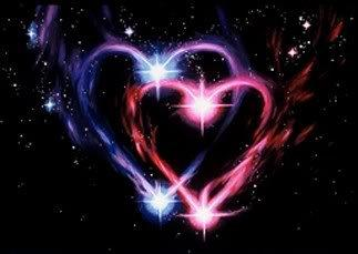 Cosmic Twin Hearts