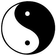 yin yang symbol masculine and feminine energy
